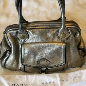 Marc by Marc Jacobs Metallic Gold Handbag